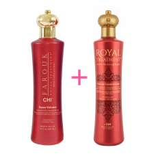 Royal Treatment Volume Shampoo+Conditioner, 355 ml